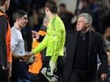 Анчелотти назвал судью матча «Челси» с «МЮ» трусом (+ВИДЕО)