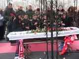Официальные представители «Спартака» не приехали на похороны Цымбаларя