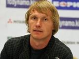 Андрей ГУСИН: «Переходный матч с удовольствием сыграли бы на стадионе «Динамо»