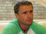 Сергей Ребров : «Главное — добыть нужный результат»
