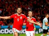 Евро-2016. 1/4 финала. Уэльс — Бельгия — 3:1 (ВИДЕО)