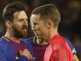 Месси — арбитру: «Ты, дерьмо. «Барселона»— чемпион, инеобязательно отдавать эту победу «Реалу» (ФОТО)