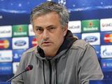 Жозе Моуринью: «Челси» доволен ничьей с «Атлетико»