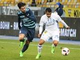 «Динамо» — «Олимпик» — 1:0. Перестройка и ускорение