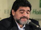 Уход Марадоны вызвал негодование аргентинских болельщиков