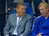 Блохин вернется на тренерскую скамью 21 ноября