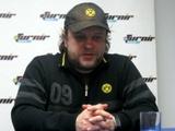Алексей Андронов: «Огнен сел на лавку, потому что Велозу сильнее»