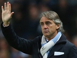 Официально. Манчини уволен с поста главного тренера «Манчестер Сити»