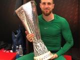 Ян Облак в третий раз подряд выиграл трофей Саморы