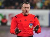 «Динамо» и «Верес» рассудит Труханов