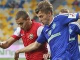 «Динамо» завершило сезон победой над запорожским «Металлургом»