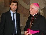 «Ювентус» удостоился аудиенции в Ватикане