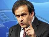 Речь президента УЕФА в Страсбурге