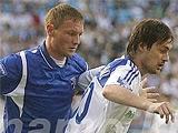 «Таврия» — «Динамо»: стартовые составы команд
