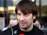 Александр Шовковский: «Просто счастлив, что опять продлил свои отношения с «Динамо»