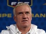 Дидье Дешам: «Мы получили в Киеве пощечину»