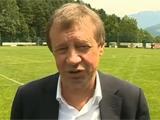 Юрий Семин: «Уже ясно, что Аруна явно претендует на игру в основном составе» ВИДЕО