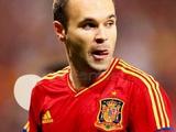 Иньеста: «На этом Кубке Конфедераций Испания скорее проиграет, чем победит»