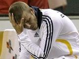 Бэкхем получил травму и рискует пропустить чемпионат мира по футболу