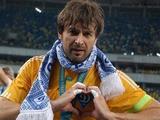 Александр Шовковский: «Динамо» — навсегда!»