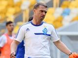 Сергей РЕБРОВ: «Все ребята хотят проявить себя в концовке сезона»