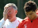 Фергюсон: «Возвращение Роналду в МЮ невозможно»