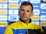 Шевченко проведет открытую пресс-конференцию для прессы и болельщиков