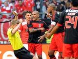Луизао дисквалифицирован на два месяца за удар арбитра