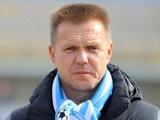 Александр Красильников: «Ворскла» настроена ехать к нам»