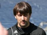 Александр Шовковский: «Тренируюсь наравне со всеми»