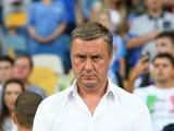 «Динамо» — «Карпаты» — 0:2. Сухой тоннель Хацкевича