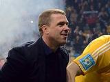 Сергей РЕБРОВ: «Рад, что чемпионат Украины вообще состоялся»