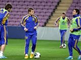 Сегодня сборная Украины соберется на Кипре