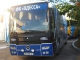 ФК «Одесса» попал в аварию