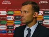 Андрей ШЕВЧЕНКО: «Сегодняшняя игра была решена одним моментом»