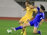 Сборная Украины разгромила Сан-Марино и вышла плей-офф отбора на ЧМ-2014