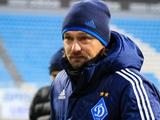 Игорь Костюк: «Динамо U-21» готовится в Киеве, проведем два спарринга»
