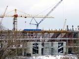 Ради нового стадиона «Спартака» могут построить мост через Москву-реку