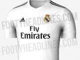 В интернет попала форма «Реала» на следующий сезон (ФОТО)