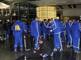 «Динамо-2» отправилось на тренировочный сбор в Турцию