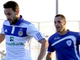«Динамо» — «Бней Эйлат» — 4:0. Отчет о матче