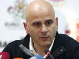 Темури Кецбая: «Не проиграть Испании будет трудно, но мы готовы»
