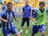 ФОТОрепортаж: открытая тренировка «Динамо» на НСК «Олимпийский» (44 фото)
