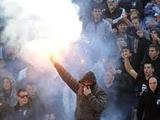 В Таллине арестовано 72 болельщика сборной Сербии