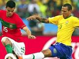 Сборные Бразилии и Португалии вышли в 1/8 финала чемпионата мира