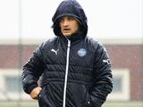 Роман Санжар: «Пока можно сказать, что в сборной хорошая атмосфера»