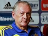 Михаил Фоменко: «Хочу пожелать, чтобы команда не только красиво выглядела, но и достигала результатов»