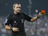 Константин Труханов отстранен от судейства на четыре матча