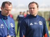 Клуб Милевского остался без главного тренера