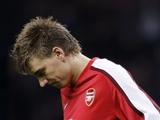 «Арсенал» оштрафует Бендтнера за поездку в Копенгаген